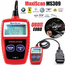Fault Code Reader Scanner Car Engine Diagnostic Reset Tool OBD 2 CAN BUS EOBD BU