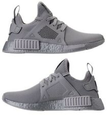 ADIDAS NMD RUNNER XR1 2017 CASUAL MEN's GREY TWO - SILVER METALLIC BOOST NEW US