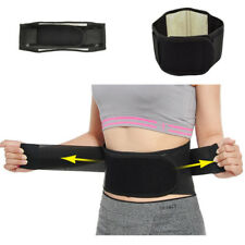 Adjustable Self-heating Magnetic Therapy Waist Belt Lumbar Back Waist Support