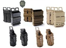 ITW FastMag GEN IV Rifle Or Pistol Mag Pouch MOLLE & Belt Versions
