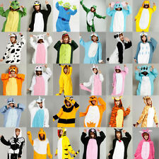Adult Fleece Unisex  Kigurumi Animal Pajamas Cosplay Costume Sleepwear