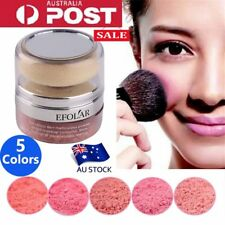 Women Cosmetic Cheek Makeup Blusher Soft Natural Blush Powder New BS