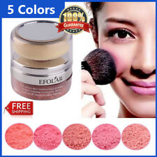 Women Cosmetic Cheek Makeup Blusher Soft Natural Blush Powder BU