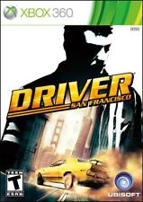 Driver: San Francisco Microsoft Xbox 360 Video Game
