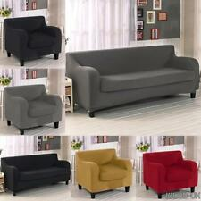 2pcs  Sofa Couch Cover Pad Slipcover Stretch Protector Fabric Settee Throws