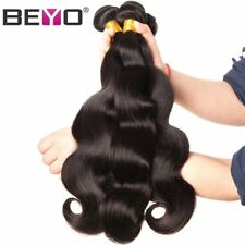 "Brazilian Body Wave Weave 10-28"" 100% Human Hair 1 Piece Non-Remy"