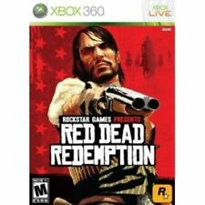 Red Dead Redemption Microsoft Xbox 360 Video Game