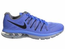 NEW MENS NIKE AIR MAX EXCELLERATE 5 RUNNING SHOES TRAINERS MEDIUM BLUE / DEEP RO