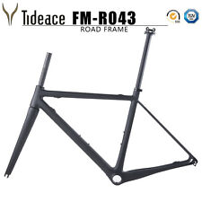 2018 NEW Arrvial Aero Carbon Fiber Cycling Road Racking Bicycle Frames FM-R043