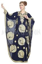 ORIGINAL MODERN ABAYA FANCY JILBAB ARABIAN KAFTAN WEDDING GOWN DRESS 6162