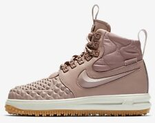 Nike LUNAR FORCE-1 DUCKBOOT '17 WOMEN'S BOOT Particle Pink- Size US 9, 9.5 Or 10