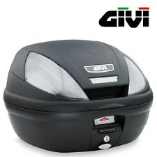 Top Case GIVI E370 MonoLock 39l topcase scooter motorcycle NEW mattress boxes