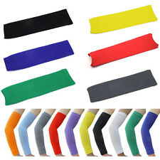 Basketball Baseball Shooting Sleeve Sport Stretch Wristband Arm Band Sleeve JB