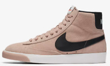 Nike BLAZER MID VINTAGE WOMEN'S SHOE Particle Pink/Black- Size US 7.5, 8 Or 8.5