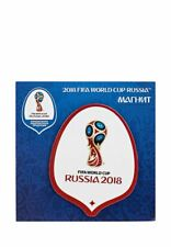 Fifa World Cup 2018 Russia Host Cities Vinyl Magnets (Official)