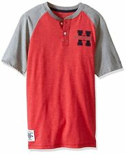 Tommy Hilfiger Little Boys Short Sleeve T Shirt  Apple Red Size 7 NWT