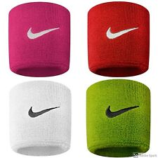 Nike Swoosh Tennis Sweatbands Wristbands Set of 2 - Men & Women - Sporting Bands