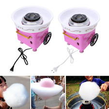Candy Machine Cotton Maker Sugar Floss Electric Carnival Party Commercial Kids
