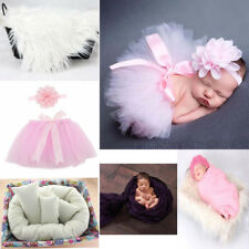 A set Supplies For Newborn Baby Costume Photo Photography Props Outfits