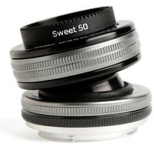 NEW LENSBABY COMPOSER PRO II WITH SWEET 50 OPTIC FOR NIKON F