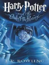 Harry Potter: Harry Potter and the Order of the Phoenix Year 5 Hardcover