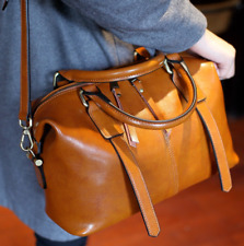 Women's Genuine Leather Casual Handbag Fashion Tote Bag Satchel Shoulder Bag New
