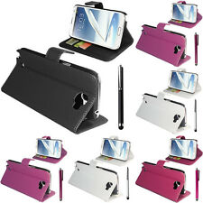 Cases for Samsung Galaxy Note 2 N7100/N7105 Phone Briefcase Flip Case