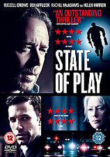 State Of Play (DVD, 2011)