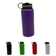 Outdoor Hydro Flask Vacuum Insulated Stainless Steel Wide Mouth Water Bottle32oz