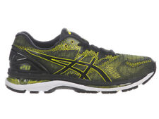 NEW MENS ASICS GEL-NIMBUS 20 RUNNING SHOES TRAINERS SULPHER SPRING / BLACK / WHI