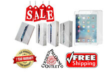 Apple Silver | iPad 2,3,4 | Air | Mini 16GB-32GB-64GB-128GB Wi-Fi + Cellular