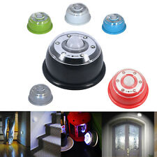 PIR Auto Sensor Motion Detector Lamp 6 LEDs Light Wireless Infrared Home Outdoor