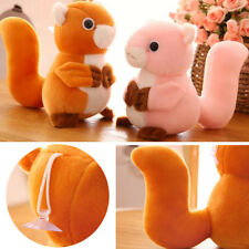 Animals Plush Dolls Toys for Children Soft Stuffed Dolls Squirrel Plush Toys