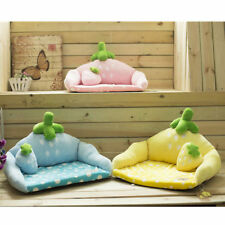 UP Fashion Strawberry Design Pet Bed Mat Dog Cat Bed Cushion Pet Puppy Sofa Beds