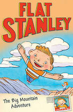 Flat Stanley Story Book - THE BIG MOUNTAIN ADVENTURE - NEW