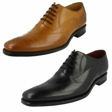 Mens Loake Formal Shoes F Fitting - Gunny