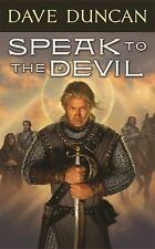 The Brothers Magnus: Speak to the Devil 1 by Dave Duncan (2016, Paperback)