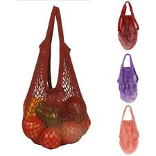 Reusable Mesh Net Bag String Shopping Fruit Storage Tote Shopping Bag Handbag
