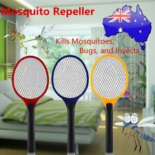 Electric Practical Insect Bug Fly Mosquito Zapper Swatter Killer Racket new OZB