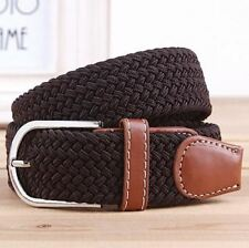 Men Stripe Printed Pattern New Arrival  Casual Style Pin Buckle Belt P447