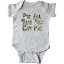 Inktastic Pee All That You Can Pee, Infant Creeper Humor Military Kid Funny Army