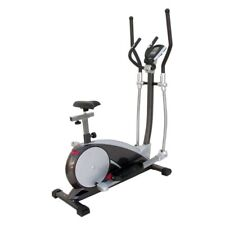 Body Champ Deluxe Elliptical Dual Trainer with Seat