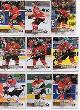 2017-18 UD Canadian Tire Team Canada Canvas Cards 1- 55 U-Pick From List