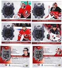 2017-18 Upper Deck Canadian Tire HEIR TO THE ICE Team Canada Inserts U-Pick
