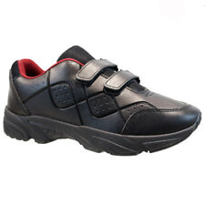 NEW MENS RUNNING TRAINERS FASHION CASUAL VELCRO GYM WALKING SPORTS SHOES SIZE