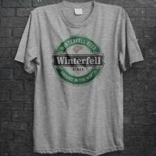 Games of Thrones WINTERFELL BEER Grey Marle T-shirt