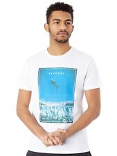 Rip Curl White-Blue Good Day Bad Day T-Shirt