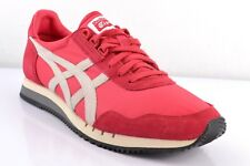 Asics Onitsuka Tiger Dualio Classic Red Unisex Sneaker Trainers Low Shoes
