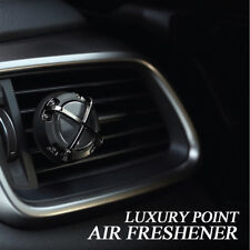 Car Interior Luxury Point Air Freshener Diffuser Perfume 3Type for Universal Car