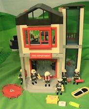 Playmobil Fire Station 3885